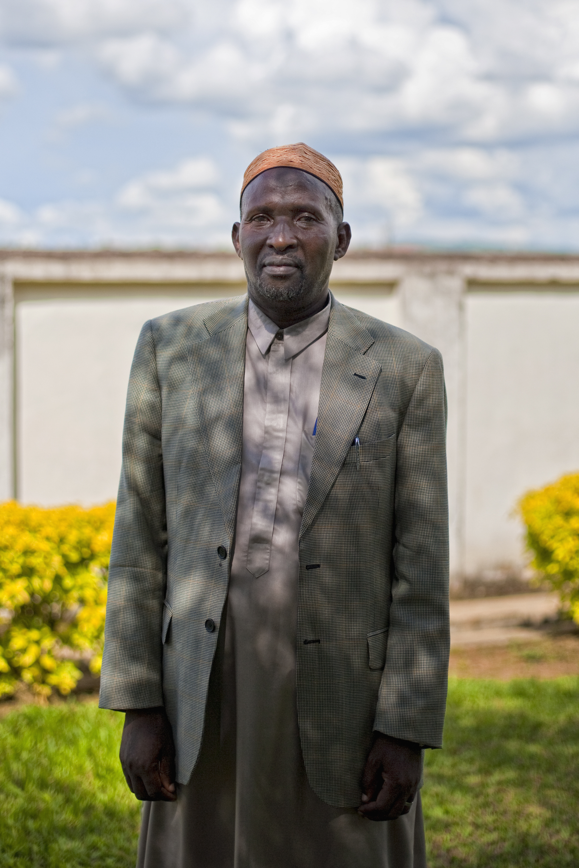 Sheikh Abdul Rahman Said is a Dean for Islamic Culture at the Masjid Quosi Mosque in Kigali/Rwanda. He is teaching Islam since 1989 and is involved in Islamic-Christian community work.